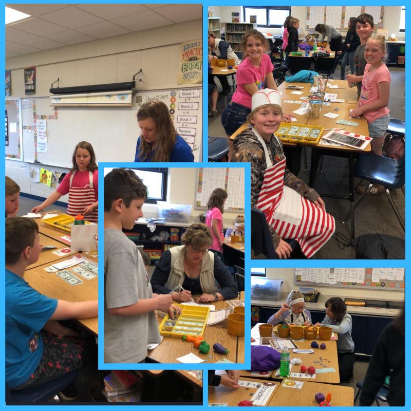 Grade school visit 2019