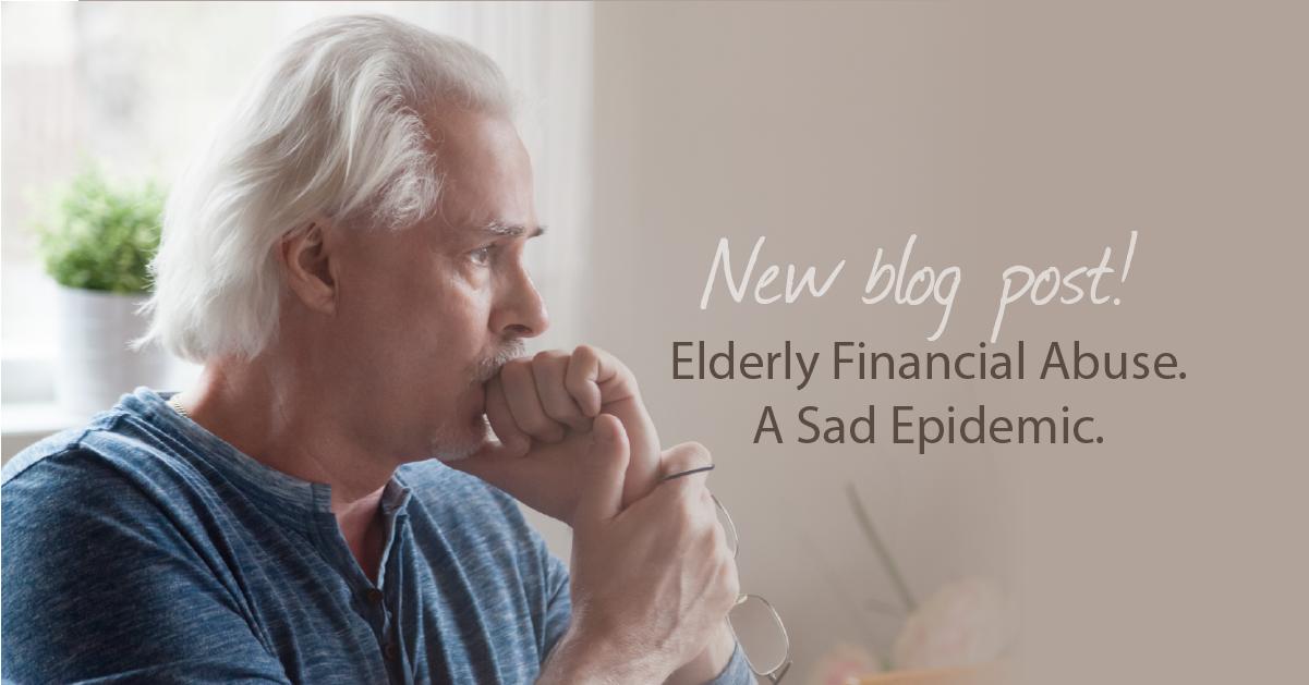Elderly Financial Abuse Blog  social
