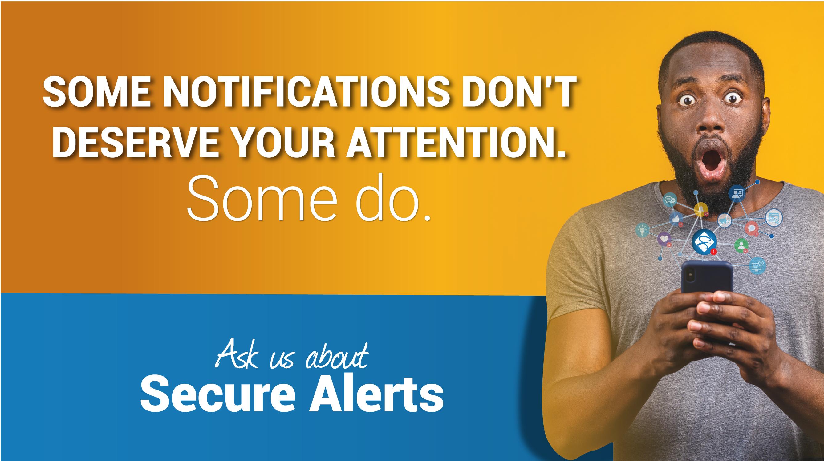 Secure Alerts